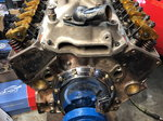 RACE ENGINE CHEVY SMALL BLOCK