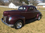 1940 Ford Deluxe Coupe Street Rod 427 Ford All Steel Estate