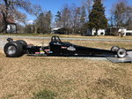 1998 Mike Boss Hard Tail Dragster