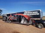2015 Cargo Mate 44' Enclosed Gooseneck Trailer