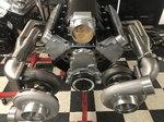 LS3 Twin Turbo Engine