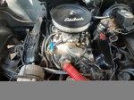 Buick 455, running, rebuilt, complete