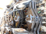 nascar rearend N case ford 9 hubs axles truck arms sway bars