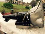 Powerglide High Performance 1300HP Drag Racing Transbrake Tr