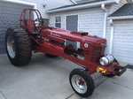 Antique Modified Pulling Tractor