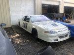 72 Monte Carlo chassis ,03 Monte Carlo body