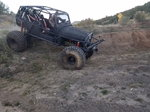 Jeep CJ 8 Rock Crawler