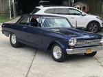 64 Chevy II pro street