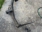 2002 Ford F-350 hitch receiver class 5 12,500lbs w/ hardware