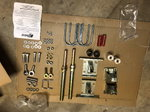 62-67 Chevy II comp engineering slide a link kit