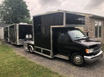 2000 Ford E450 custom hauler