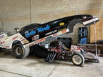 Own a piece of historyChuck Etchells Funny car