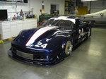 Weaver Corvette