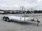 2019 ATC 8.5x18 Car/Racing Trailer