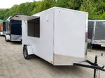 2019 Discovery 6x12 Concession Trailer