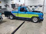 1983 ford ranger 5.0 EFI.pro street. Trade