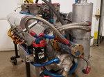 Almost fresh USAC legal 360 sprint car motor