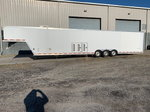 2005 ATC 46' Gooseneck Trailer with LQ