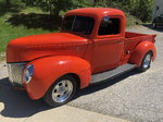 1940 Ford F1 Pickup Truck Custom Hot Rod Street Rod