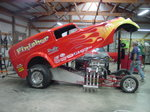 33 Willys Funny Car
