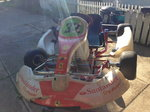 Racing Kart 2011 Birel W/Briggs Lo206 Jimbo Engine