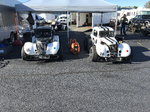 Two Complete Legend Cars