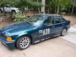 1998 BMW E36 328i Track Car