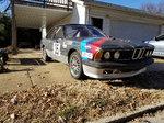1983 BMW 635csi ChampCar/LeMons