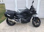 2015 Honda NC700X with low miles 700