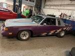 1984 cutlass drag car /street car nitrous built SB