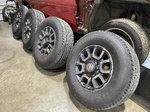 2021 RAM 2500 Wheels & Tires
