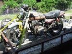 Kawasaki 1975  900 and parts
