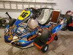 2015 PRAGA Dragon EVO Stock Honda Turnkey Race-Ready Kart/Tr