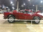 1962 Corvette 70s show car winner Cherry Smash
