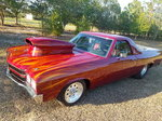 1970 EL CAMINO PRO STREET BLOWN 496  TRADE
