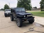 (Restored) 1997 Jeep Wrangler