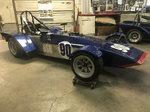 1972 Mallock Mk 11B -  BSR /   FM1   Historic Sports Racer