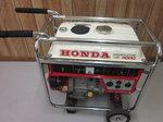 Honda EM4000 generator