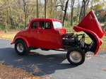 1933 WILLYS COUPE GASSER