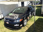Honda Civic Si Race Car
