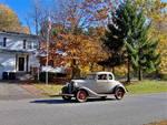 1933 Chevrolet 5 Window