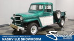 1963 Willys Pickup 4X4