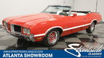 1971 Oldsmobile Cutlass 442 Tribute Convertible