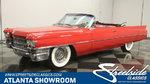 1963 Cadillac Series 62 Convertible