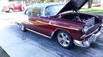 1955 Chevy bel air. High end restomod