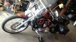 Custom 1996 Harley Davidson Sportster 1200C