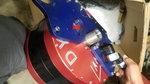 "2000+HP Dynomite 13"" Siamese Toroidal water brake"