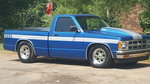 Beautiful s10 trade for bracket car