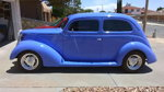 1937 Ford two door SlantBack