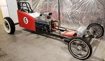 Beautiful H.A.M.B Front Engine Dragster